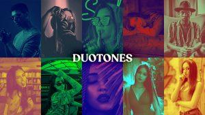 Duotone LUT presets - Lutmix